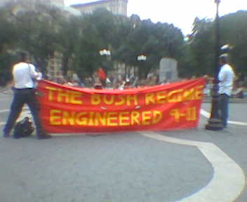 The Bush Regime Engineered 9/11